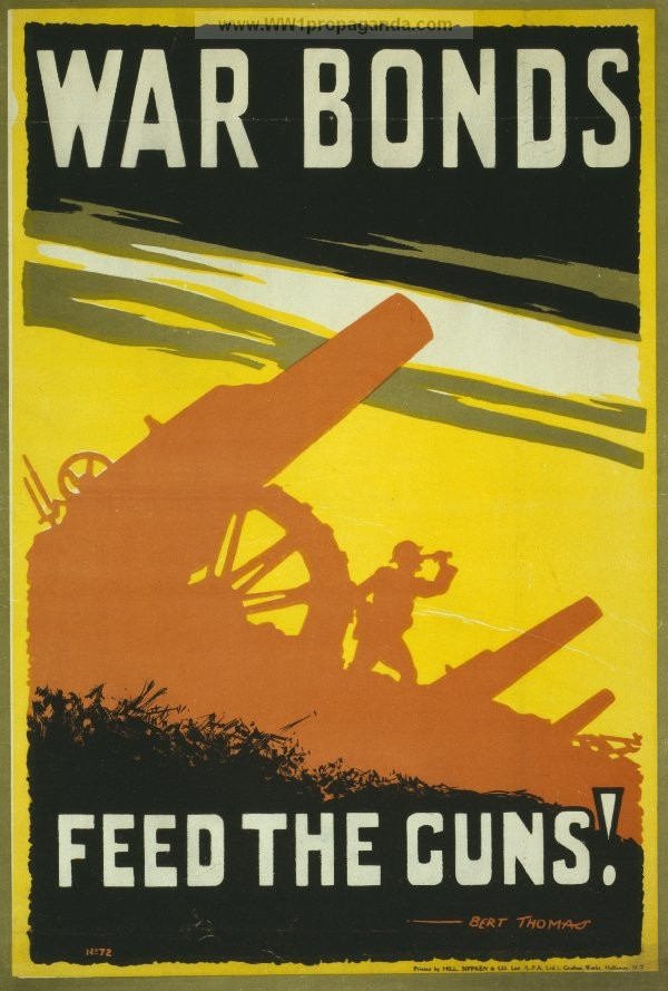 World War One Propaganda A Look At Wartime Ads From 1914