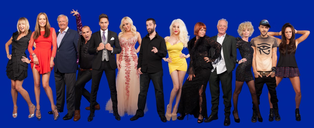 Celebrity Big Brother 2 (US) | Big Brother Wiki | FANDOM ...