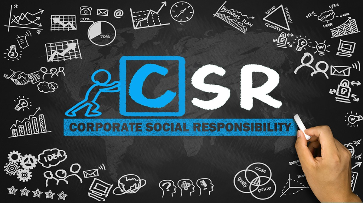 a description of corporate social responsibilities of a business organization Csr – assuming an integral role in corporate strategy planning  the  organizations which were already involved in social work in various  while j&j  aligned their csr initiatives with their business domain, brillio aligned.