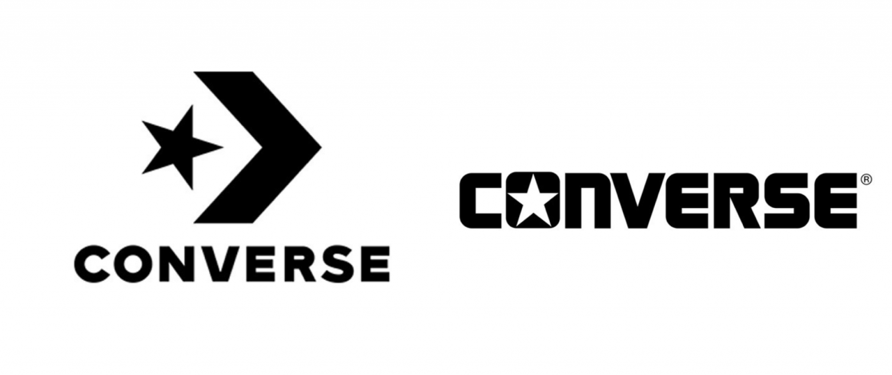 converse subtly redesigns logo with a nod to its history the drum rh thedrum com converse logistics converse logo images