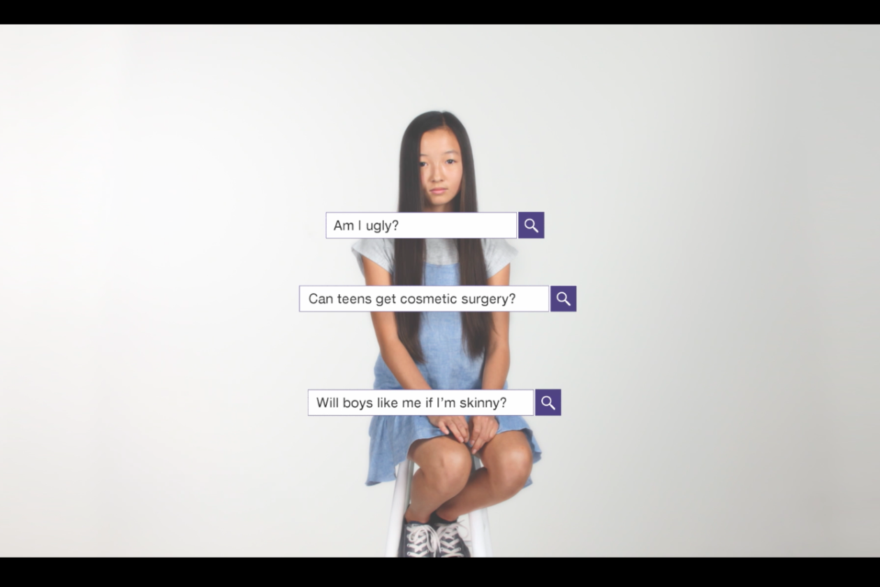 Ad of the Day: Dove Australia asks 'What is your daughter searching for?'
