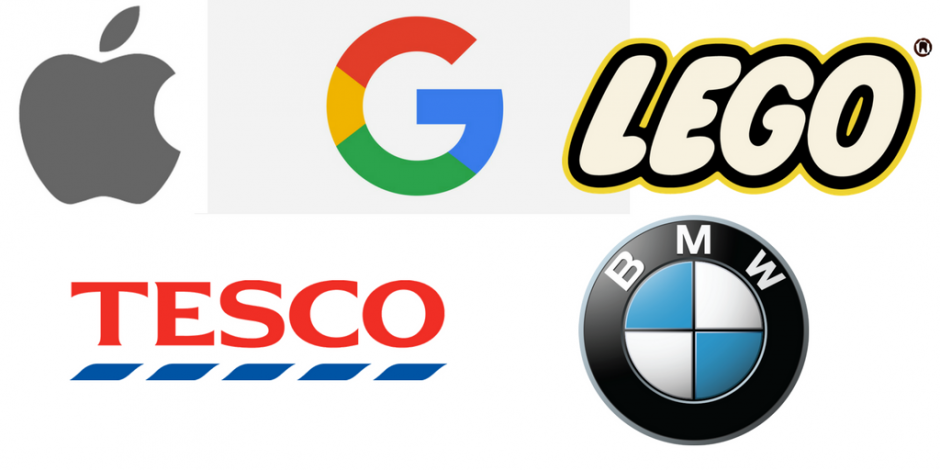 Apple, Google, Lego, Tesco and BMW top UK's most loved brands on ...