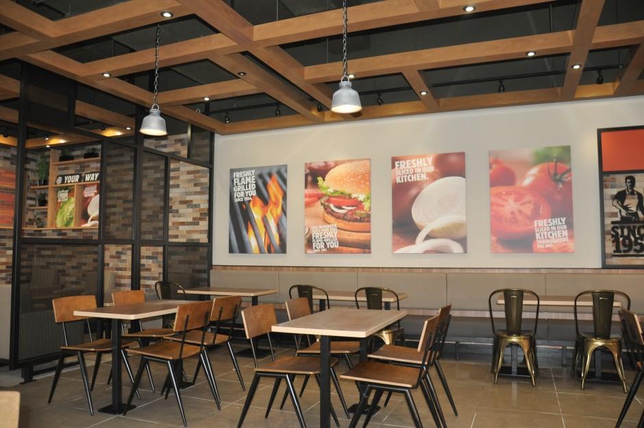 Burger King Goes Nostalgic With 20 20 Garden Grill Uk