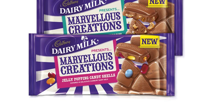 Cadbury Dairy Milk engages Bulletproof for 'marvellous' chocolate bar launch | The Drum