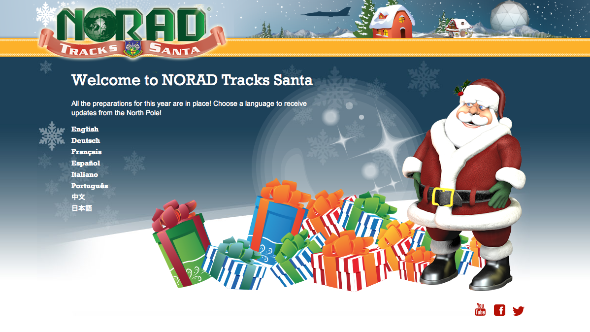 Norad\'s Christmas Eve Santa Tracker gears up for record year using ...