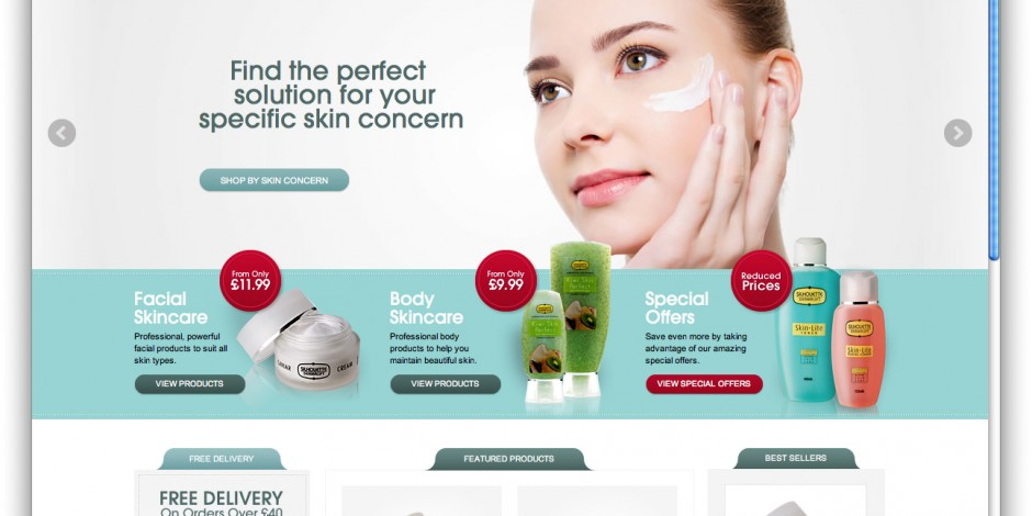 Skincare Direct Website Gets A Facelift From Cube3 The Drum