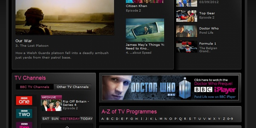 BBC debuts mobile iPlayer downloads   The Drum