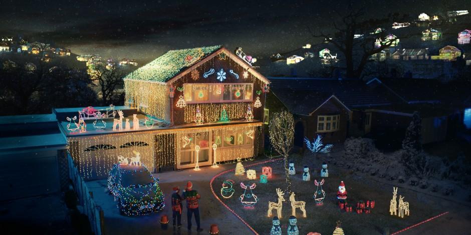585230b7e68a Christmas Creative Showcase  Featuring Ogilvy   Mather NY