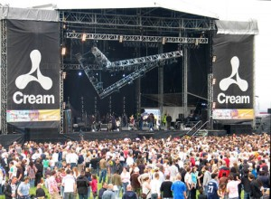 Corporation Pop to handle Creamfields advertising for second year