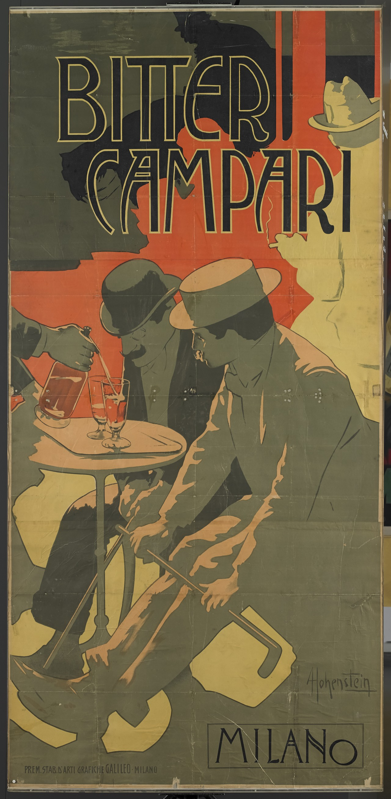 Did brands' faith in artists die with Campari's posters? | The Drum