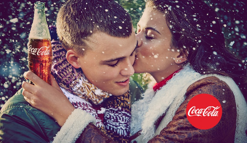 Coke Christmas Ads.Coca Cola Forgoes Christmas Ad In Favour Of Festive