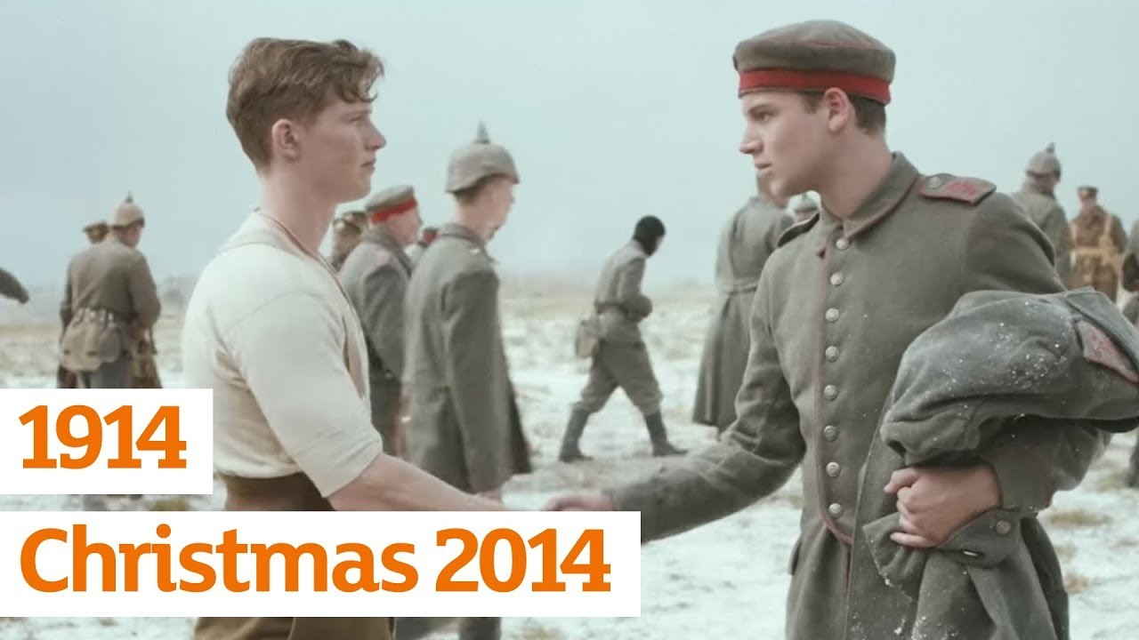 25 days of Ausmas: Anthony Moss, DDB Group Melbourne on Sainsbury's Christmas Eve Truce