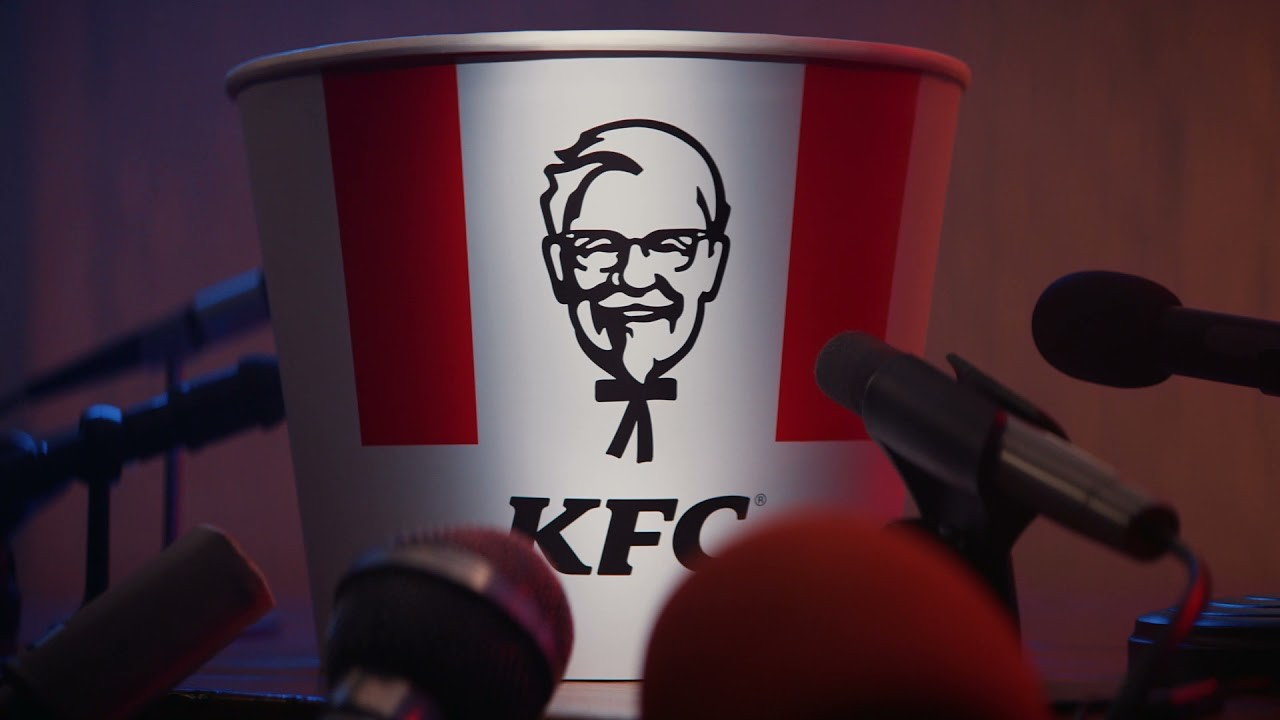 KFC drops a C-bomb and finally talks about chicken welfare