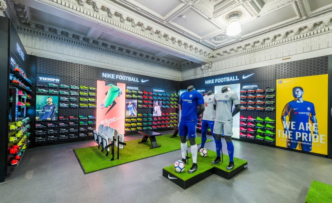 Creo que pierna Rezumar  Sports Direct positions itself as 'The Home of Football' with Nike  partnership | The Drum