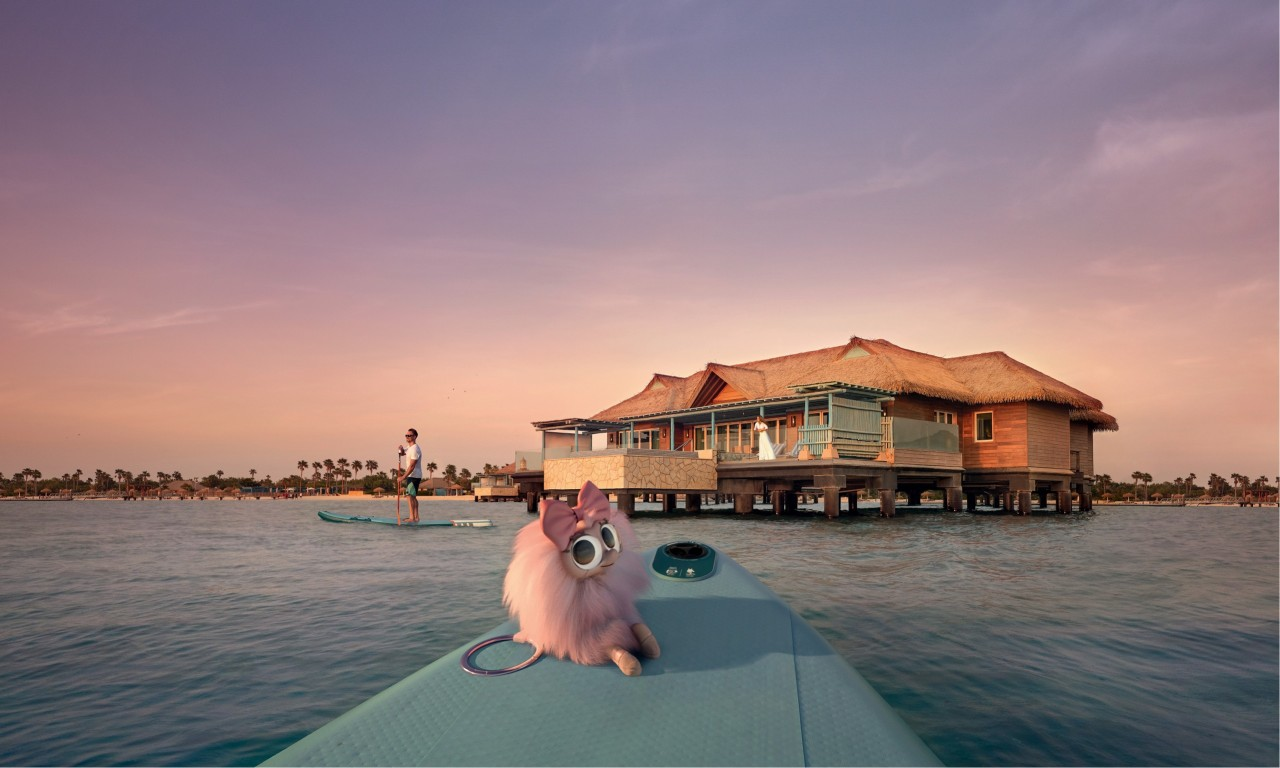 thedrum.com - John Glenday - Global advertising campaign positions Qatar as tourism hot spot