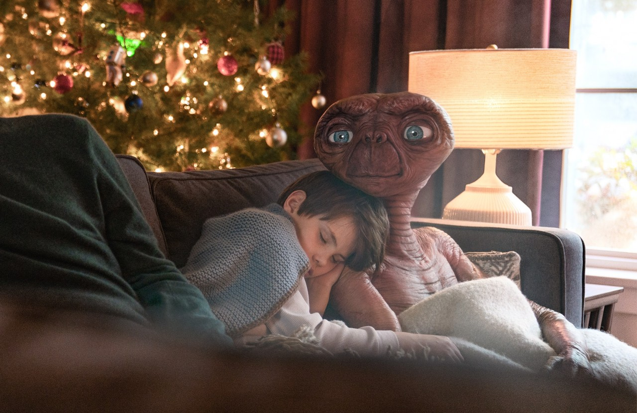 Sky reunites Elliott with ET: 'A real sequel, not just a Christmas ad'