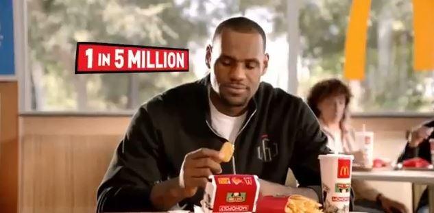 298fd3b033e1 LeBron James drops McDonald s endorsement for pizza chain Blaze ...