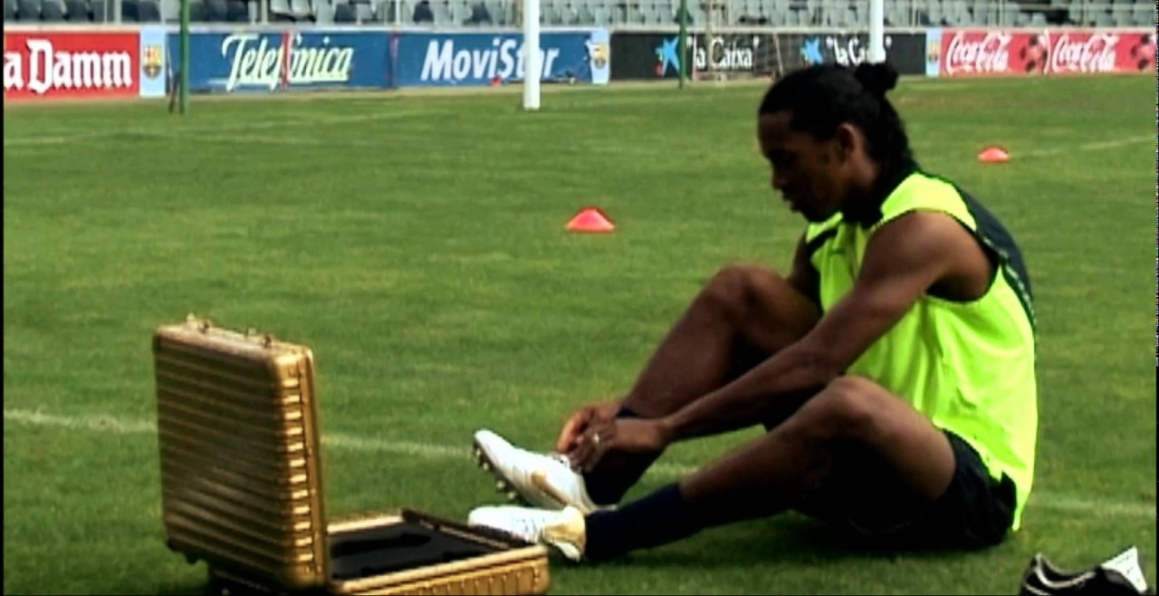 2005 Nike Video Featuring Ronaldinho Becomes First Youtube