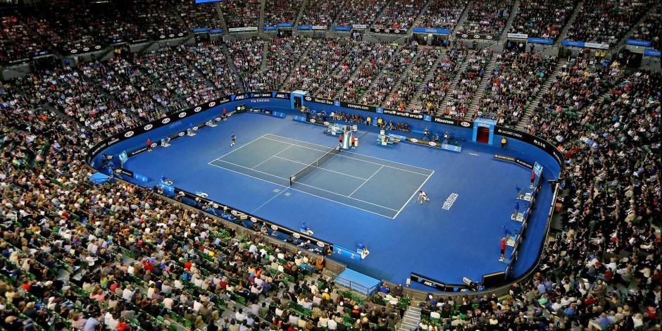 Australian Open Twitter
