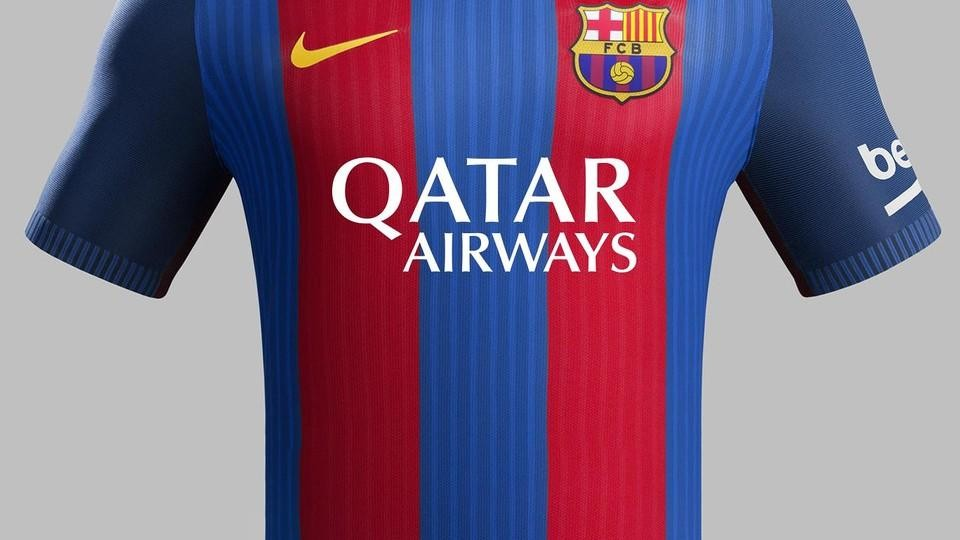Barcelona End Speculation Over Shirt Sponsorship With New Qatar Airways Deal The Drum
