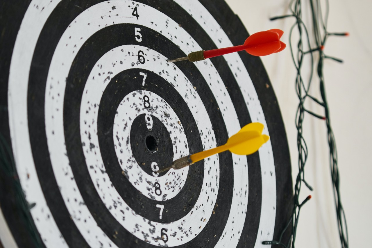 You don't know what will happen with your targeting but you can act on your creative now