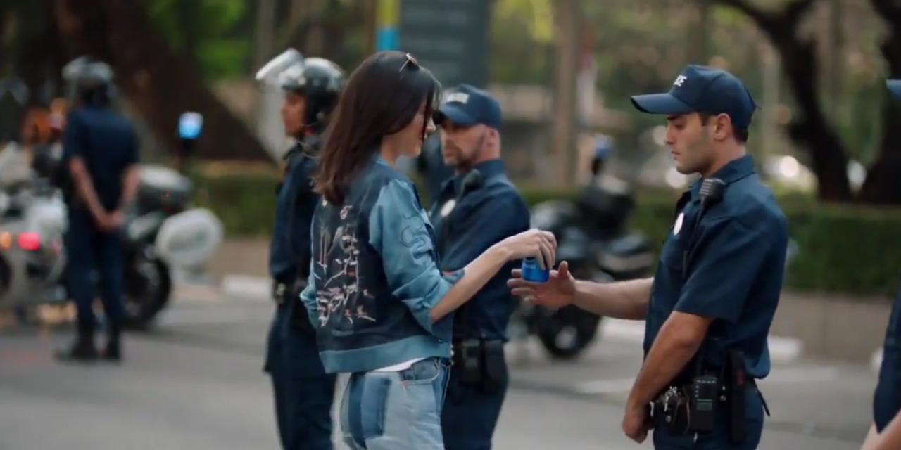 Pepsi's protest ad gone wrong continues to follow it around online