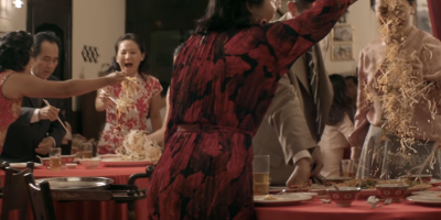 Ads We Like: CIMB pokes fun at claims to the origins of auspicious Chinese New Year dish Yee.