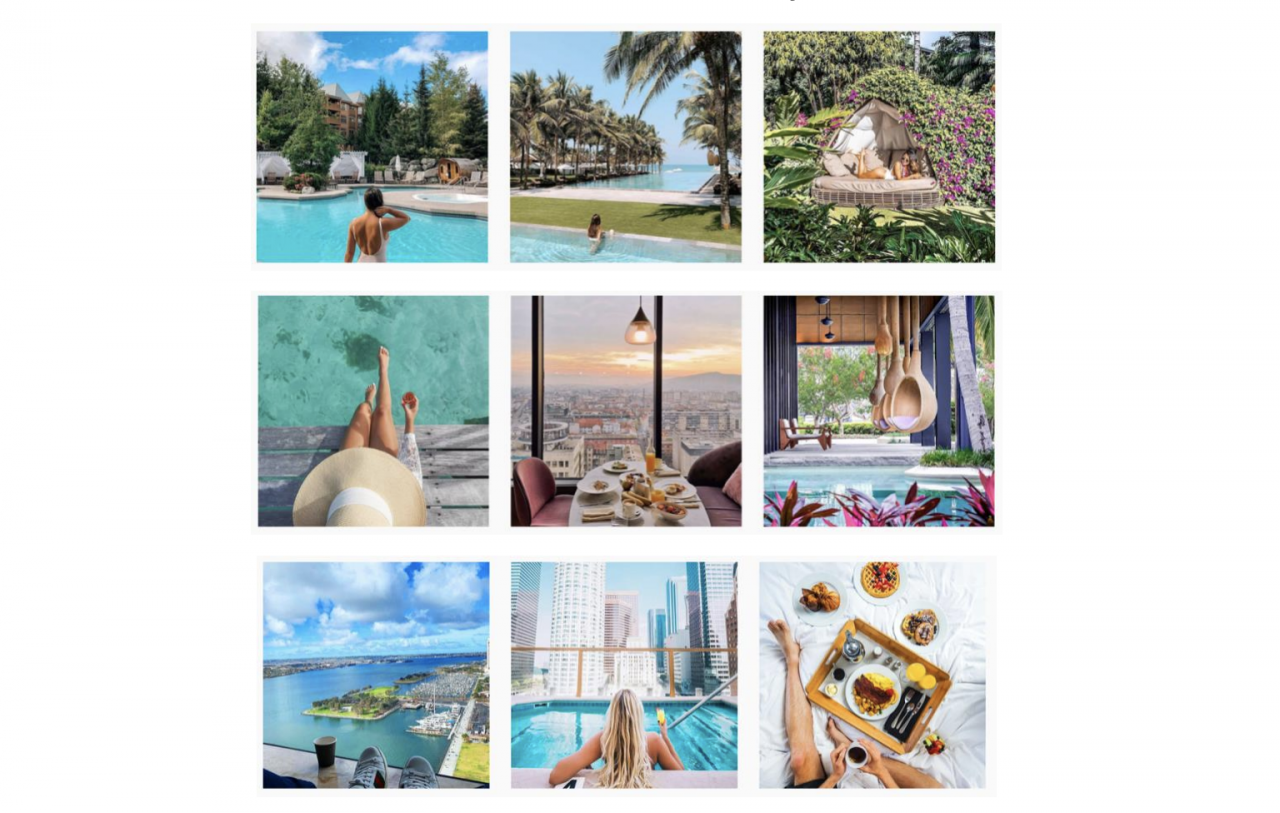 The dangers of generic content for luxury travel brands