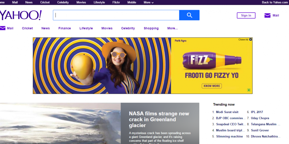Yahoo India inaugurates 'Storytellers' as content marketing solution