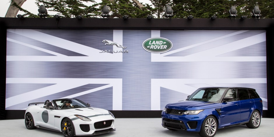 Amazing Jaguar Land Rover Launch Startup Accelerator
