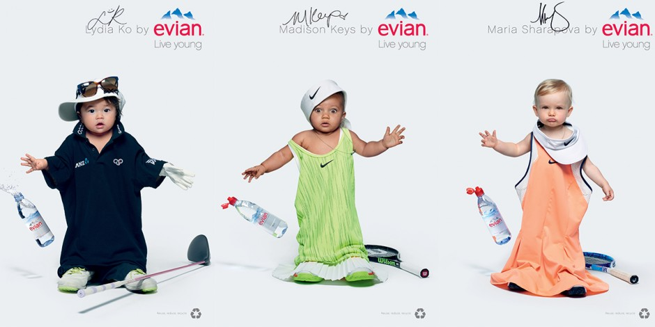 d83bc7863 Evian marketer on why it s ditching TV for Snapchat as  Live Young ...