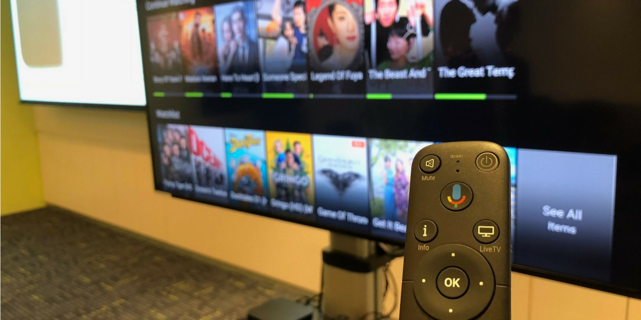 StarHub takes on Netflix and Amazon Prime with new Android