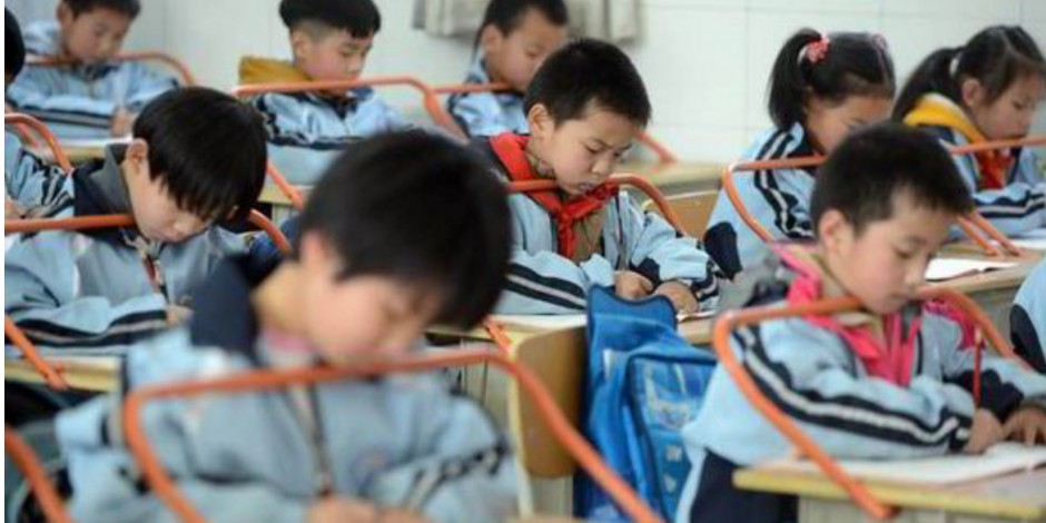 Education ministry in China called out for using a Huawei ad in exams for primary school children
