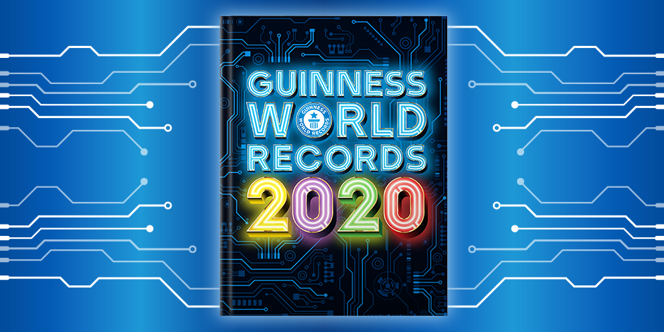 Guinness World Records 2020 List.How Guinness World Records Is Trying To Help Brands Make