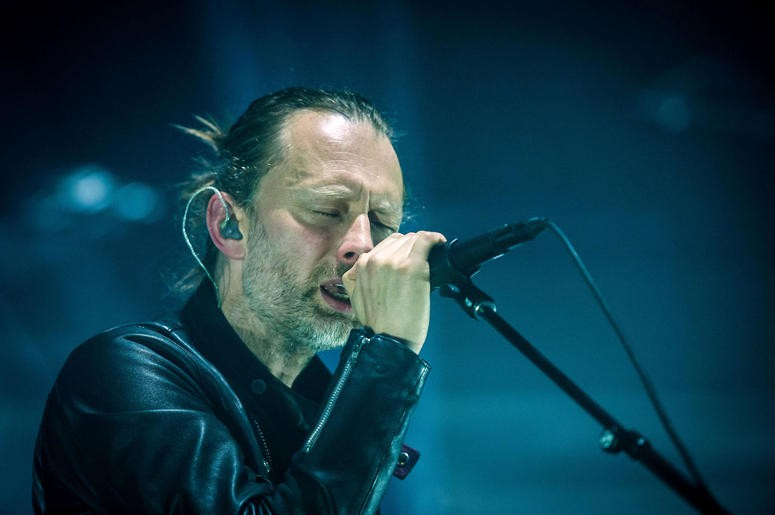 Thom Yorke leverages shady phone line ad for Anima Technologies in surreal album drop