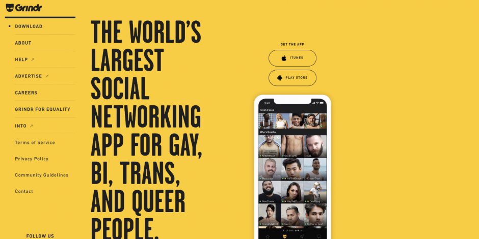 Why Grindr could be the next media powerhouse