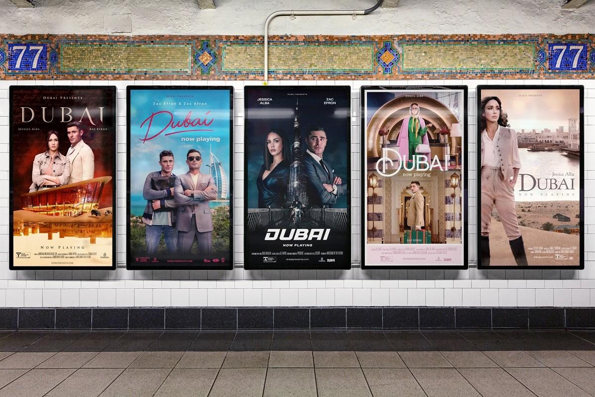 thedrum.com - Amy Houston - Dubai Tourism: Zac Efron and Jessica Alba return with thrilling adventure tale