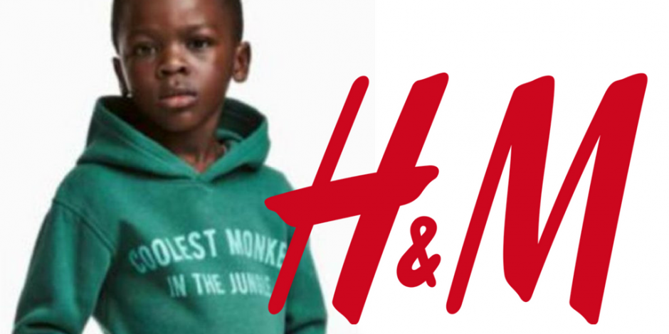 Protesters trash hm store in south africa over coolest monkey hm has apologised for the racist product image stopboris Images