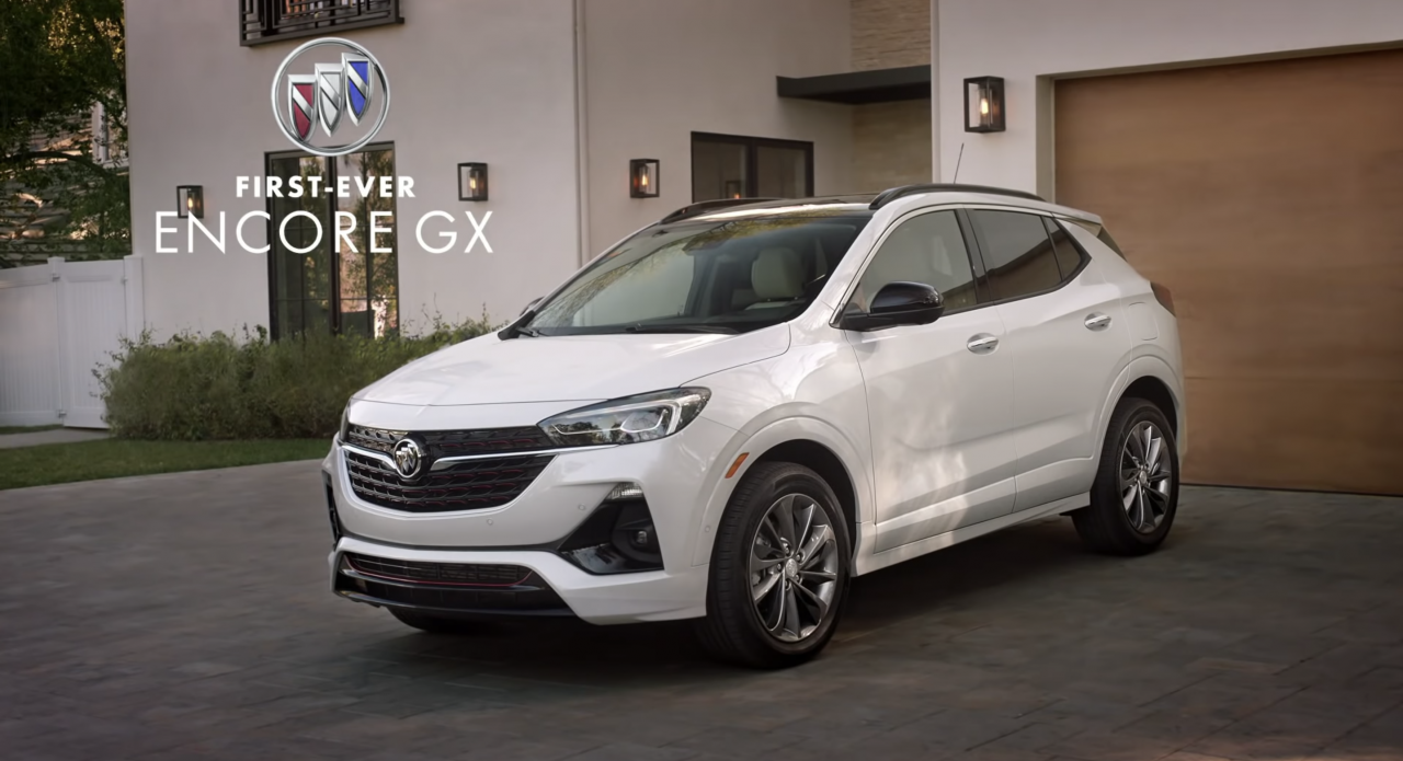 Buick and RAM lead the pack as auto ads slowly gain traction