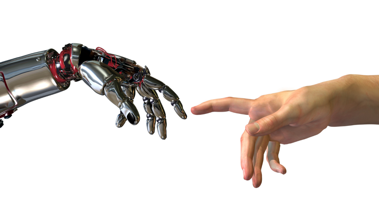 There's a 50% chance your job will be automated. Why you'd better become more human