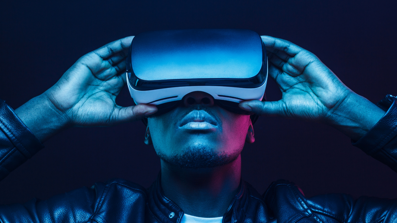 Virtual reality is, finally, the new reality