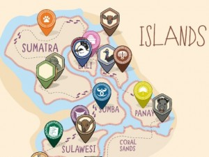 A Detail From The New Islands App Chester Zoo