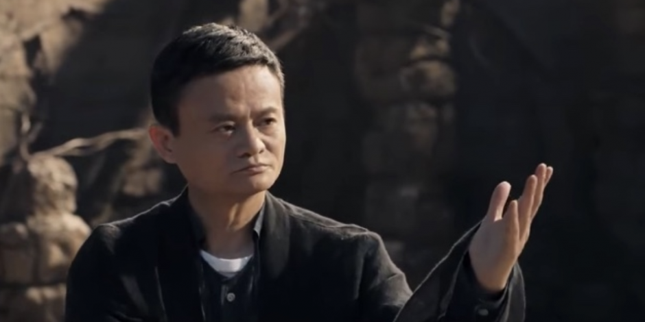 Jack Ma officially parts from Alibaba with a poem to Hangzhou