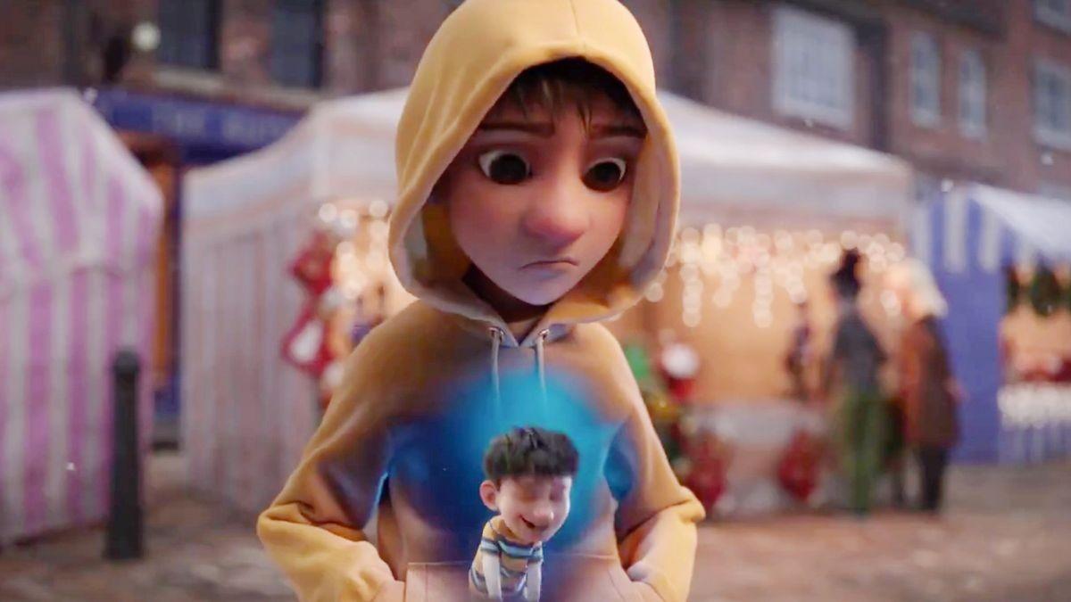 It needs to feel like a warm hug': How McDonald's created Christmas ad 'Inner  Child' | The Drum