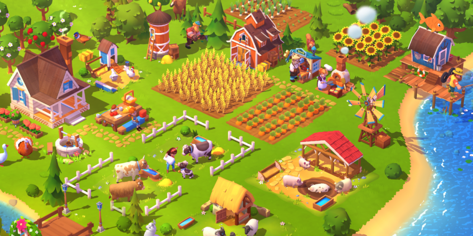 When Does The Farmville Christmas Farm 2020 Come Out? Mobile games publisher Zynga hopes FarmVille 3 will return a