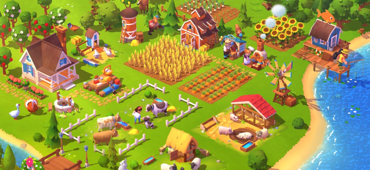 Mobile games publisher Zynga hopes FarmVille 3 will return a ...
