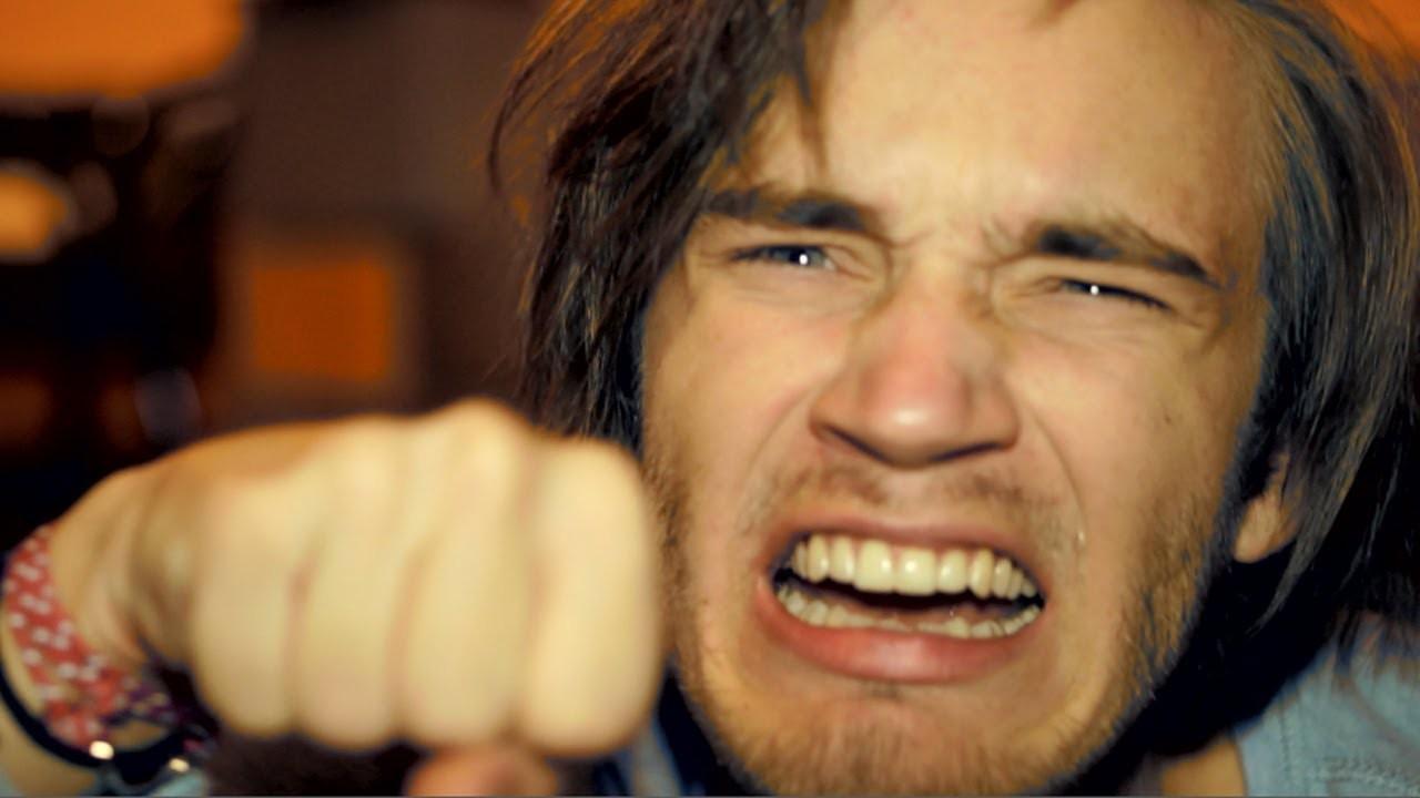 YouTube cancels PewDiePie original series foto