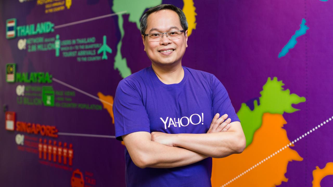 So You Want My Job? Verizon Media's Rico Chan on reimagining (and monetizing) storytelling
