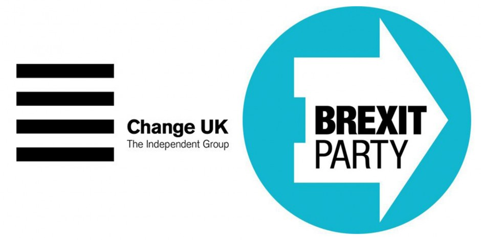 what the evil genius brexit party logo can teach change uk about branding the drum evil genius brexit party logo