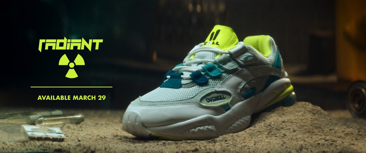 335db0b41 Puma and sneaker shop Overkill from Berlin-Kreuzberg launched a new  colorway of the classic Puma Cell Venom from 1998 and named it  Radiant  Venom .